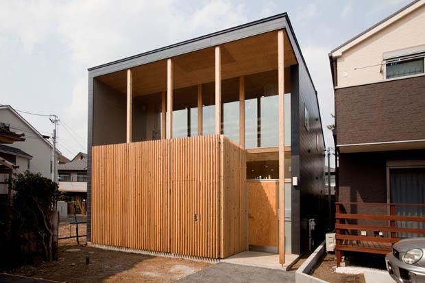 แบบบ้านขนาดเล็ก สไตล์ญี่ปุ่น