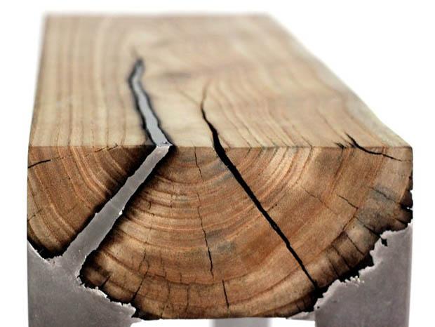 ท่อนไม้ ไม้สำหรับทำเฟอร์นิเจอร์