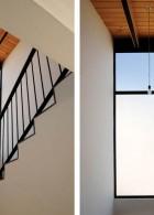 บันไดบ้าน ออกแบบบันไดบ้านสองชั้น