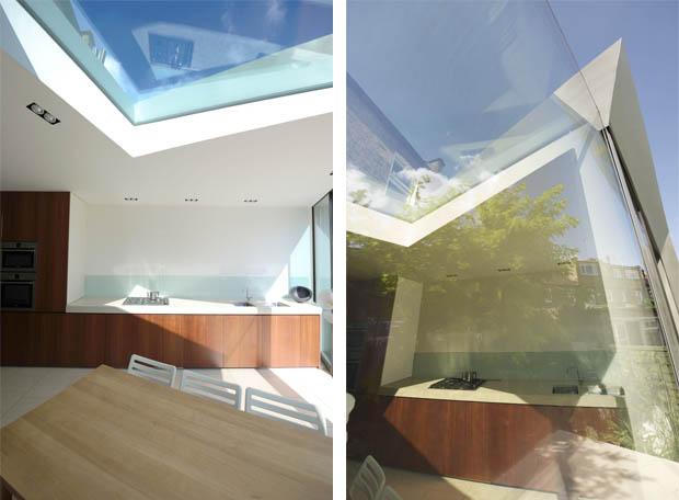 ออกแบบห้องครัว ให้รับแสงจากภายนอก
