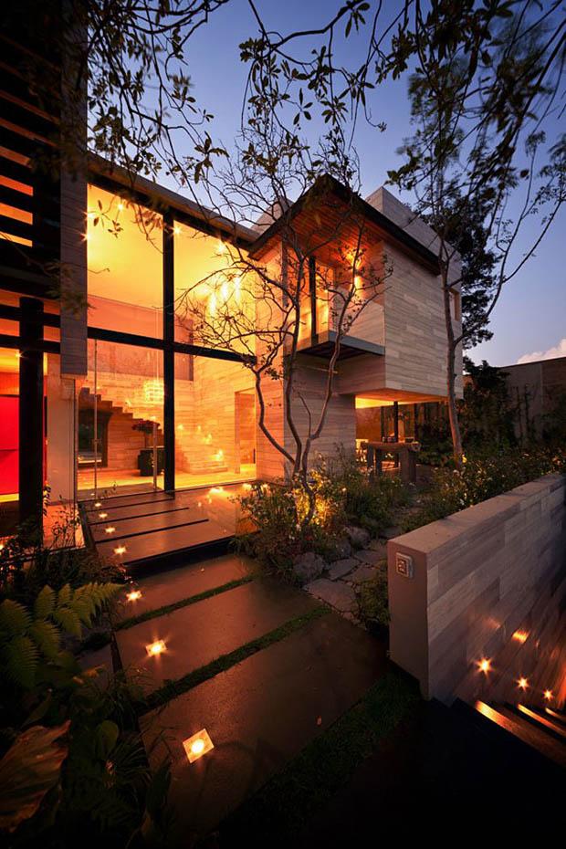 ไฟในสวน ระแบบแสงไฟในสวน ไฟทางเดิน