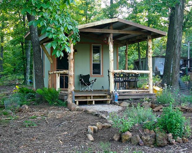 แบบบ้านไม้ แบบบ้านพอเพียง