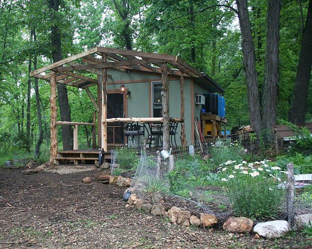 จัดสวนผักหน้าบ้าน สวนกินได้