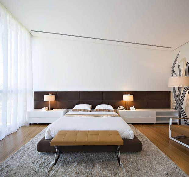 แต่งห้องนอนให้ดูสว่าง