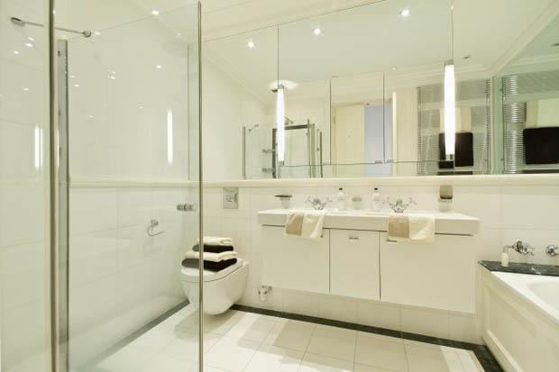ห้องน้ำคอนโด แบบห้องน้ำสวยๆ
