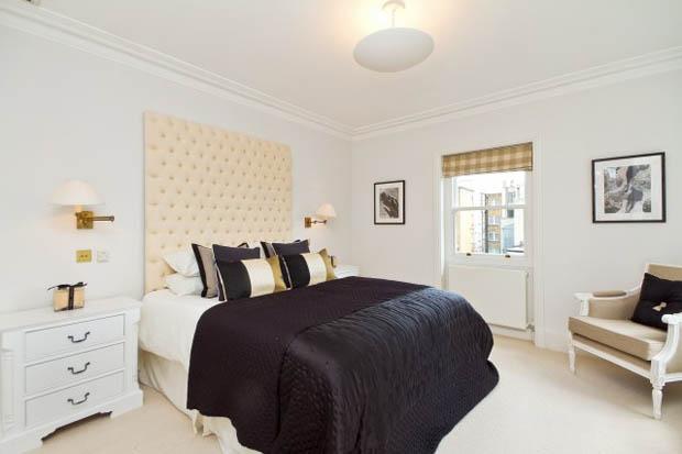 จัดห้องนอนให้สวย ห้องนอนคอนโด
