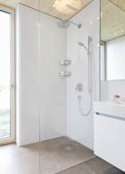 แบบห้องน้ำ กั้นกระจกห้องอาบน้ำ