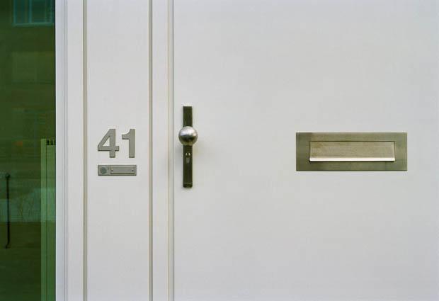 ประตูบ้านนิรภัย