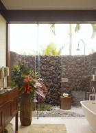แบบห้องน้ำกลางแจ้ง Open Air