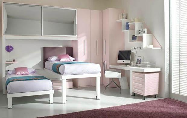 แบบห้องนอนสำหรับเด็ก วัยเรียน