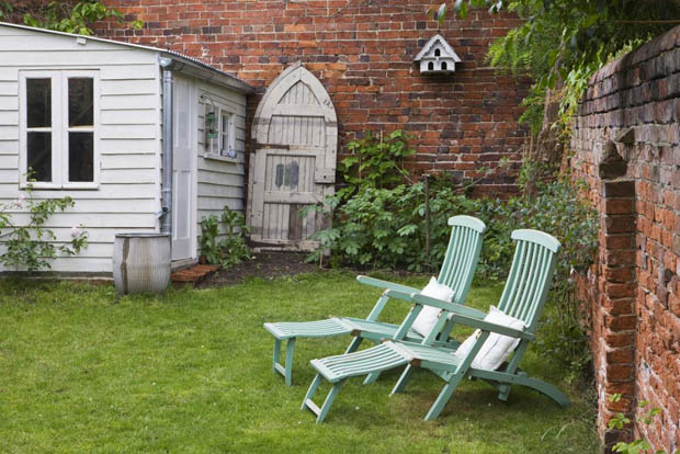 จัดสวนวินเทจ Living Garden Vintage Style