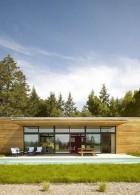 แบบบ้านไม้ ทรงโมเดิร์น