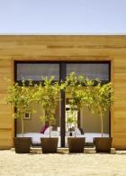 ปลูกต้นไม้ บังแดด หน้าห้องนอน