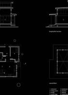 แปลนบ้านไม้ฟรี บ้านสำเร็จรูป สองชั้น