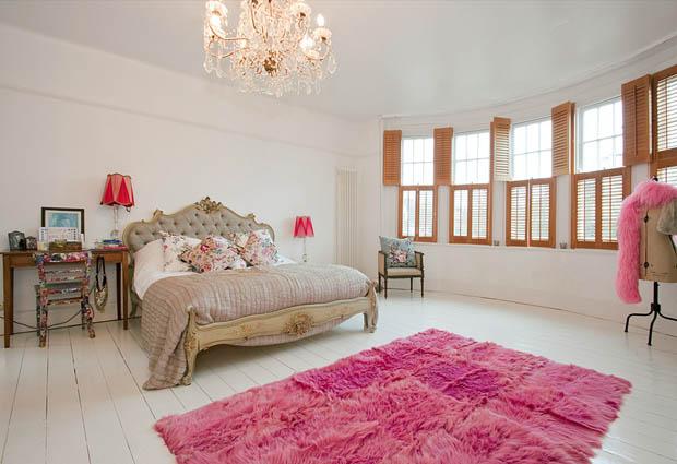 แบบห้องนอน สแกนดิเนเวีย สไตล์