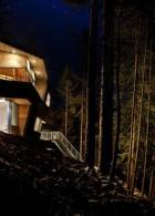 แบบบ้านสไตล์รีสอร์ท บนภูเขา