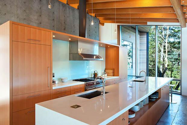 ปล่องดูดควัน ปล่องระบายควัน ในห้องครัว
