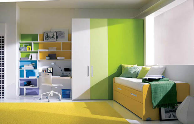 แบบห้องนอนสวยๆ สบายตา