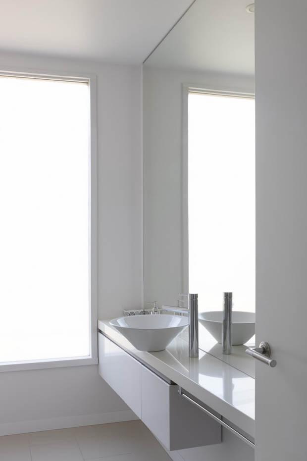 แบบห้องน้ำ สีขาว สะอาดตา