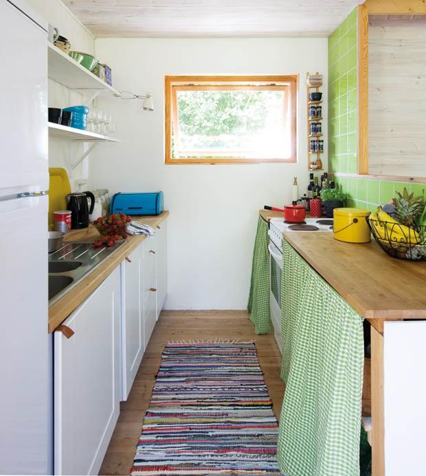 แบบห้องครัวขนาดเล็ก บ้าน