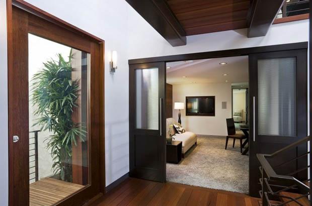 แบบบ้านสวย 3 ชั้น รูปทรงสูงโปร่ง แต่งสวยทุกมุมบ้าน บ้าน