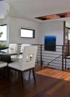 ช่องรับแสงภายนอก ห้องรับประทานอาหารภายในบ้าน