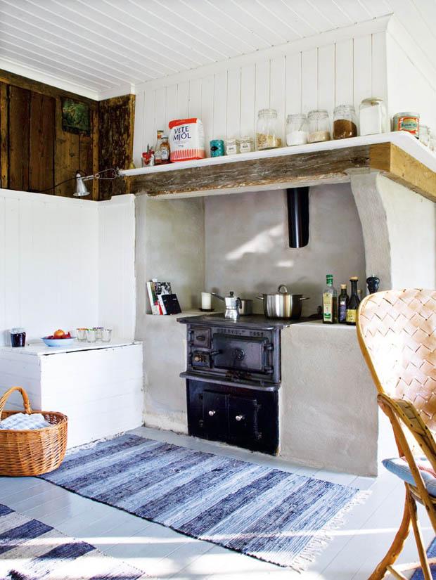 เคาน์เตอร์ครัวปูน แบบห้องครัวปูนเปลือย