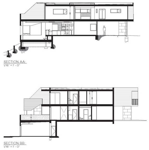 แบบบ้าน 3D สองชั้น