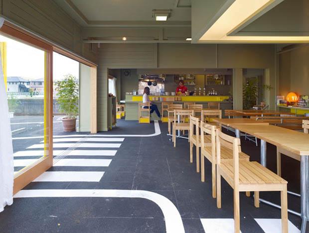 ร้านกาแฟ เบเกอรี่