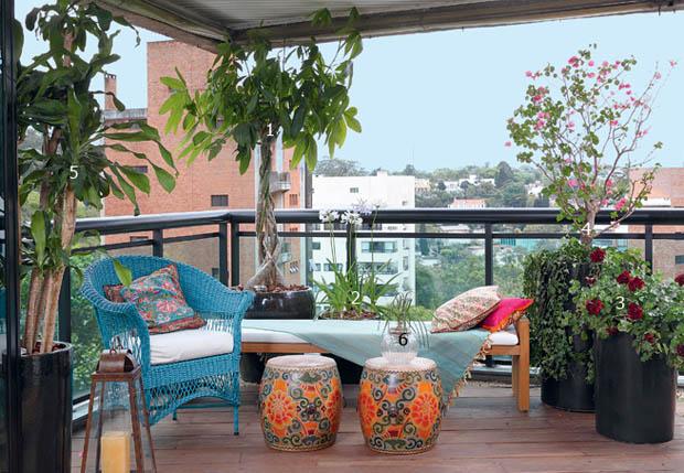 แบบสวนนั่งเล่น จิบกาแฟ นั่งพักร้อน