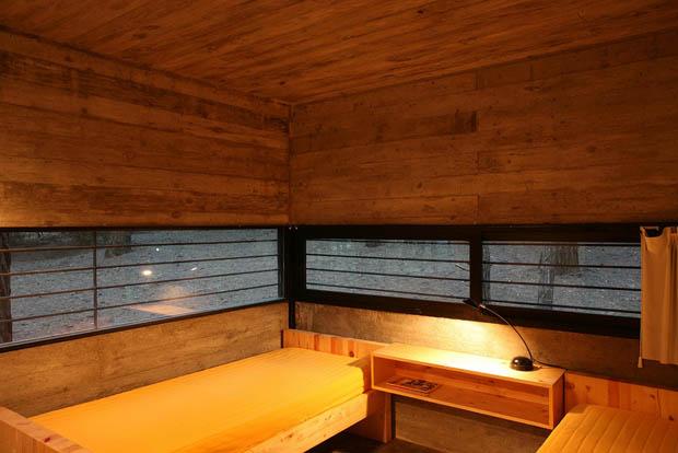 ห้องนอนสบายๆ สไตล์รีสอร์ท บังกะโล