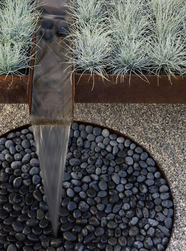 น้ำตกจัดสวน