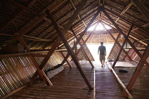 ตกแต่งภายในบ้านไม้ บ้านไทย ECO