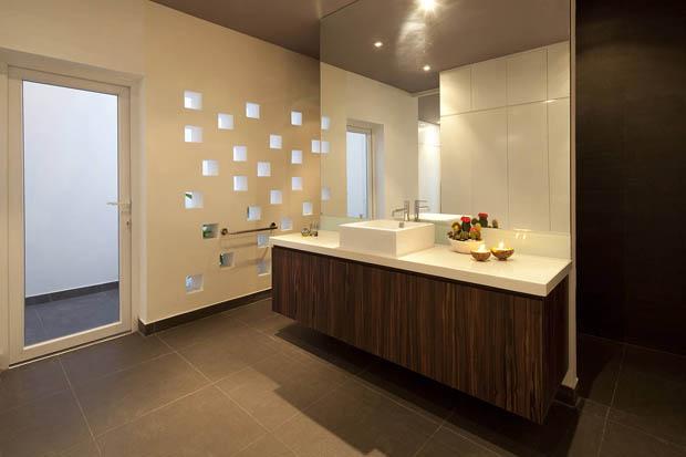 แบบห้องน้ำ ไทยโมเดิร์น