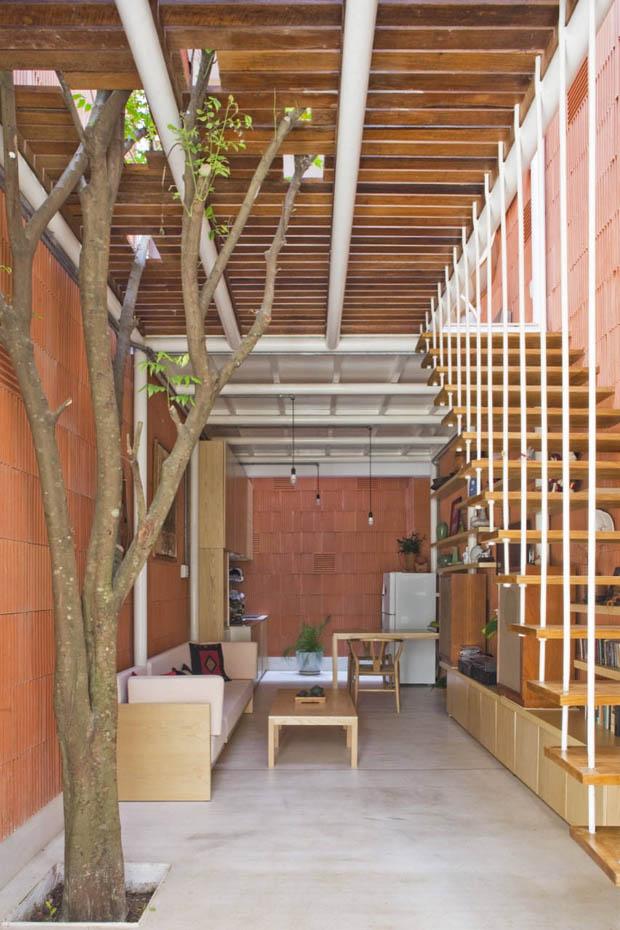วิธีปลูกต้นไม้ใหญ่ ภายในบ้านให้สวยงาม