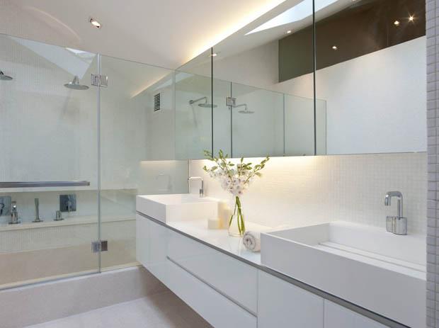 แบบห้องน้ำสวยหรู โมเดิร์นทันสมัย