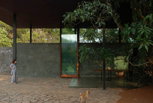 ออกแบบบริเวณ พื้นบ้านสวยๆ
