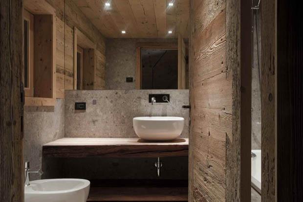 Loft for Disegni di casa concreti