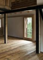 พื้นไม้ แผ่นไม้กระดานทำพื้นบ้าน