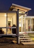 บ้านยกสูง ขนาดเล็ก บ้านตู้คอนเทนเนอร์