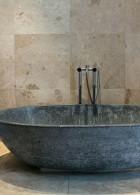 อ่างอาบน้ำ อ่างหิน ห้องน้ำ รีสอร์ท