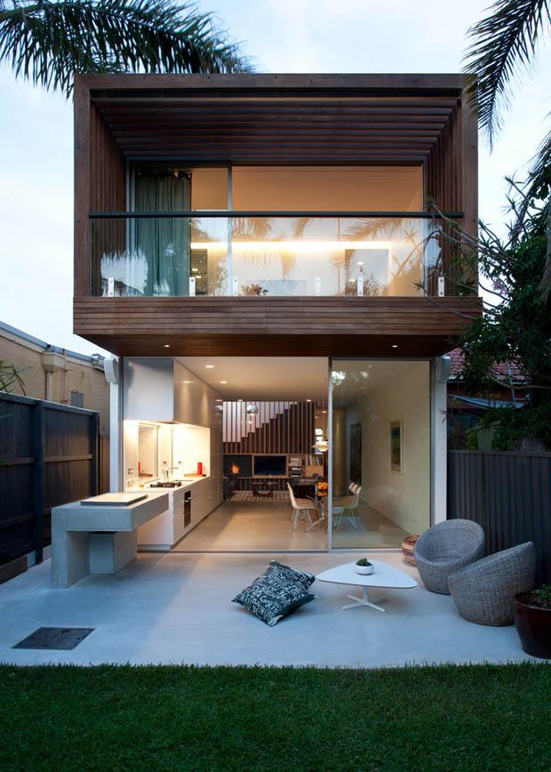 จัดสวนหลังบ้าน แบบไอเดียสวนหลังบ้าน
