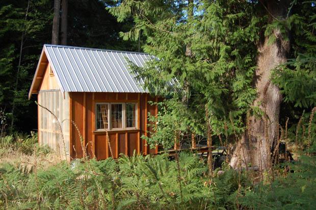 แบบบ้านไม้ บ้านพอเพียงขนาดเล็ก