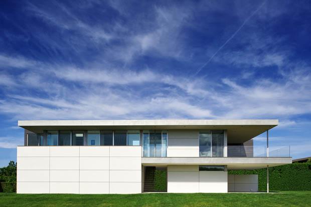 ออกแบบบ้านสองชั้น บ้านโมเดิร์น