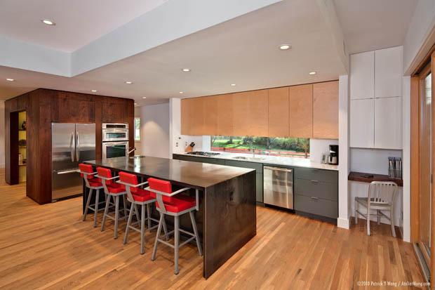 ออกแบบชุดห้องครัว คันทรี่ โมเดิร์น
