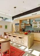 ตกแต่งห้องครัวเรียบง่าย Tropical