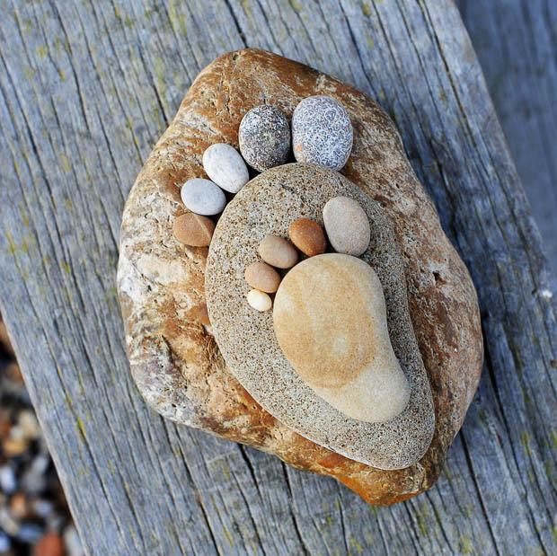 หินน้ำตกเทียม สำหรับจัดสวน