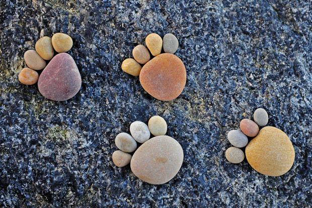 Rock Garden Ideas Stone Photograph | Rock Garden Design Idea
