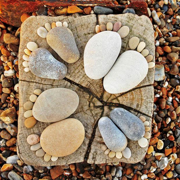 หินน้ำตก จัดสวนด้วยหิน