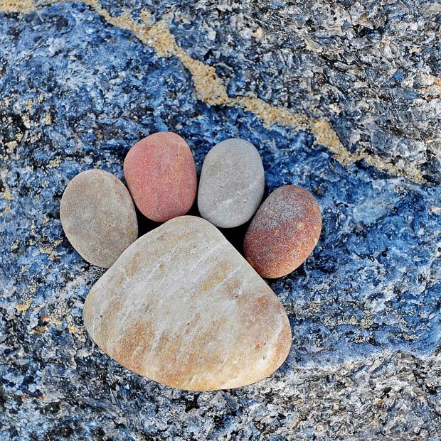 หินน้ำตก ก้อนหินน้ำตก